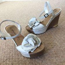 "Next Wedge Very High Heel (greater than 4.5"") Women's Sandals & Beach Shoes"