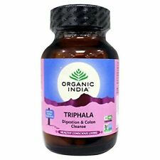Triphala by Organic India - 60 Capsules