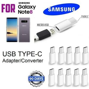 OEM Quality Micro USB to Type-C USB OTG Adapter Connector for Samsung,LG,Motorol