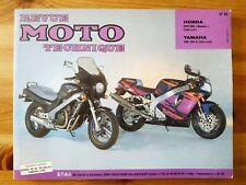Revue moto Technique HONDA NTV 650 et YAMAHA YZF 750 R  N° 92
