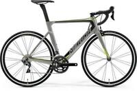 Merida 2019 Reacto 5000 Size 2XS 44 cm Grey Road Fitness Gravel Race Carbon Bike
