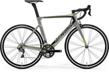Merida 2019 Reacto 5000 Size 2XS 44 cm Grey Road Fitness Gravel Race Carbon Bike