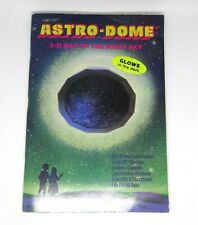 ASTRO-DOME: A 3D Map (model) of the Night Sky / Vintage 1983 Scientific Model