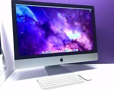 "ULTIMATE Apple iMac 27"" OSX-2015 / Core i5 2.7Ghz / 1 Year Warranty / 2TB HDD"