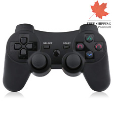 PS3 Controller Wireless Double Shock Controller for Playstation 3 with Charge...