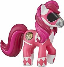 My Little Pony x Power Rangers Crossover Collection Morphin Pink Pony Figure NEW