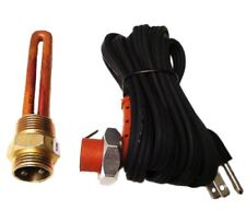 Engine Block Heater Kit 2007-2010 Ford Powerstroke 6.4L Diesel Engine Heater