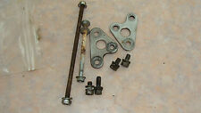 1980 YAMAHA IT 425 OEM MOTOR MOUNTS / FASTENERS