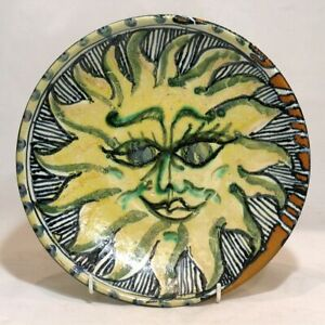 Deborah Halpern Bowl / Plate. Australian Studio Pottery