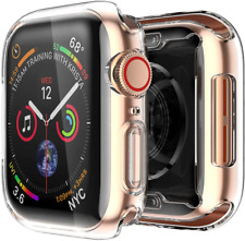 Apple Watch Series 6/5/4 Ultra Slim Case 40mm/44mm Thin Screen Protector Cover