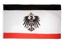 Fahne Deutsches Reich Kaiserreich 1871-1918 Flagge historische Hissflagge 90x150
