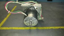MINEBEA ASTROSYN STEPPER MOTOR + MOUNTING PLATE 23LM-C002