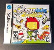 Scribblenauts (DS) USED
