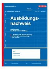 1x Herlitz Berichtsheft / Ausbildungsnachweis A4 für die Berufsausbildung 840702