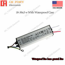 Constant Current LED Driver 18-30X3W DC54-105V 0.6A Lamp Waterproof Power Supply