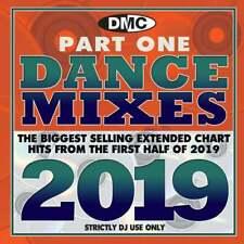 DMC Dance Mixes 2019 Part One Mid Year Extended Remix Chart Music DJ CD