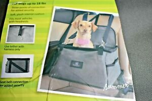 Top Paw Vehicle Booster Seat for Dogs