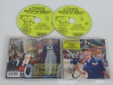 AEROSMITH/LITTLE SOUTH SANITY(GEFFEN GED 25221) 2XCD ALBUM