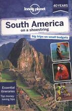 Lonely Planet South America on a shoestring (Travel Guide), Vidgen, Lucas, Raub,