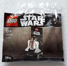 LEGO ® Star Wars ™ 40268 r3-m2 ™ PROMO PERSONAGGIO NUOVO & OVP stata limitata raro 6177628