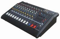 10 CHANNELS 2000W PROFESSIONAL POWER MIXER AMPLIFIER USB/SD PA SYSTEM KARAOKE