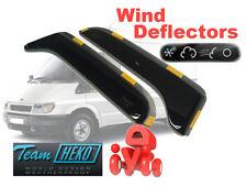 Ford Transit 2000 - 2006  Wind deflectors 2.pc  HEKO  15249   SHORT