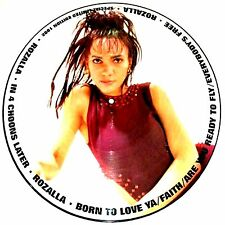 "12"" - Rozalla - In 4 Choons Later (PICTURE DISC) NUEVO - NEW, STOCK STORE"