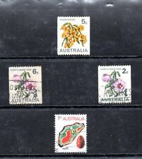 Australia Flores valores del año 1970-73 (BH-771)