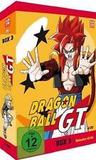 Dragonball GT - Box 3 - Episoden 42-64 - 4 DVD - NEU&OVP