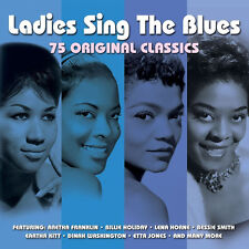 Ladies Sing The Blues VARIOUS ARTISTS Best Of 75 Songs MUSIC COLLECTION New 3 CD