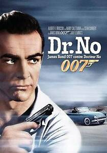 Dr. No (DVD, 2012, Canadian)