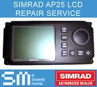SIMRAD AP25 Autopilot Head LCD Display Screen Repair Service   1 YEAR WARRANTY