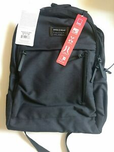 """SwissGear Unisex 18"""" Laptop Backpack Black Airflow Tablet Pocket NEW WITH TAGS V"""