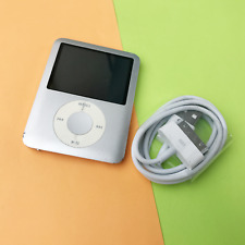 Apple iPod Nano- 3rd Generation Model A1236 4Gb, Silver #U3228