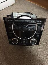MAZDA RX8 Stereo BOSE CD PLAYER 6 Cd Changer