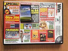 DVD WIN MAGAZINE 61  per PC + corso pratico interattivo WINDOWS XP