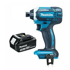 Makita DTD152Z 18V LXT Impacto Destornillador y 1x BL1830 3.0Ah Batería