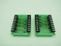 Potter & Brumfield 2I0-4B  Solid State Relay Module Board LOT OF 2