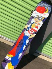 New listing Vintage Sims Shaun Palmer Disco Pimp Snowboard