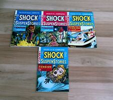 EC COMICS: SHOCK SUSPENSE STORIES -- FIRST 18 ISSUES  COMPLETE