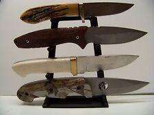 4 Knife  Display Stand Knife Rack Knife Holder Hunter Gift Decor
