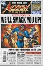 Action Comics (1938 series) #843 Nov. 2006 VF DC Comics ID #12