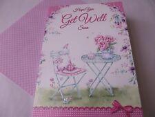 Hope You Get Well Soon..........Greetings Card