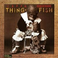 "FRANK ZAPPA ""THING-FISH"" 2 CD NEW+"