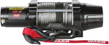 Moose Utility Snow 4500LB Offroad ATV UTV Side by Side Synthetic Rope Winch