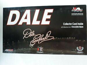 Dale Earnhardt #3 Chocolate Myers 1:24 Scale NASCAR Diecast 1994 lumina 1 / 7003
