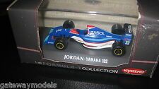 1.43 KYOSHO  F1 COLLECTION JORDAN-YAMAHA 192  SASOL #12  GREAT LOOKING MODEL
