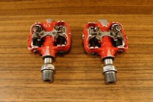 """1990s SPD pedals Ritchey for MTB 9/16"""" spindle CM Axles"""