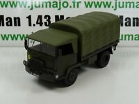 VMF3B militaires Français DIREKT IXO 1/43 SIMCA F594 W 4X4 plateau bâché troupes