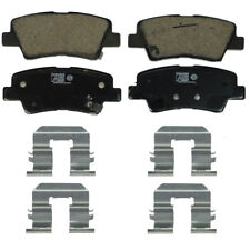 Disc Brake Pad Set-ELECTRIC/GAS Rear Federated D1445C